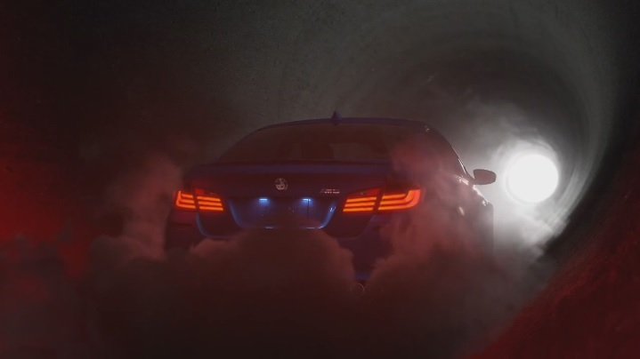 BMW M5 Bullet – High Performance Art